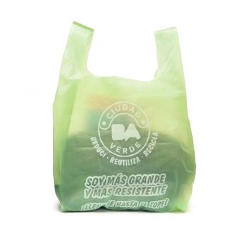 Bolsa Camiseta Verde